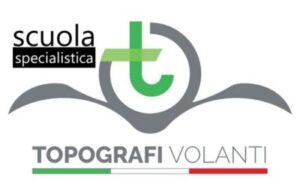 logo topografi volanti